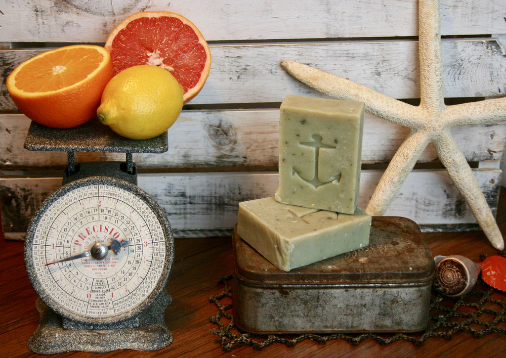 Cold-Pressed Soaps