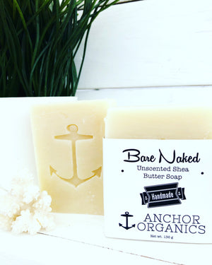 Bare Naked Shea Butter Soap