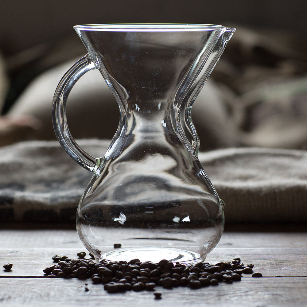 10 Cup Chemex Glass Coffeemaker