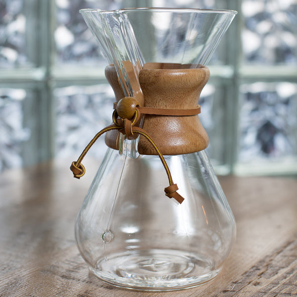 8 Cup Chemex Glass Coffeemaker