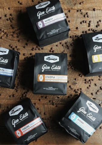 Roasters Choice - Glen Edith Coffee Subscription (12oz bags) FREE SHIPPING