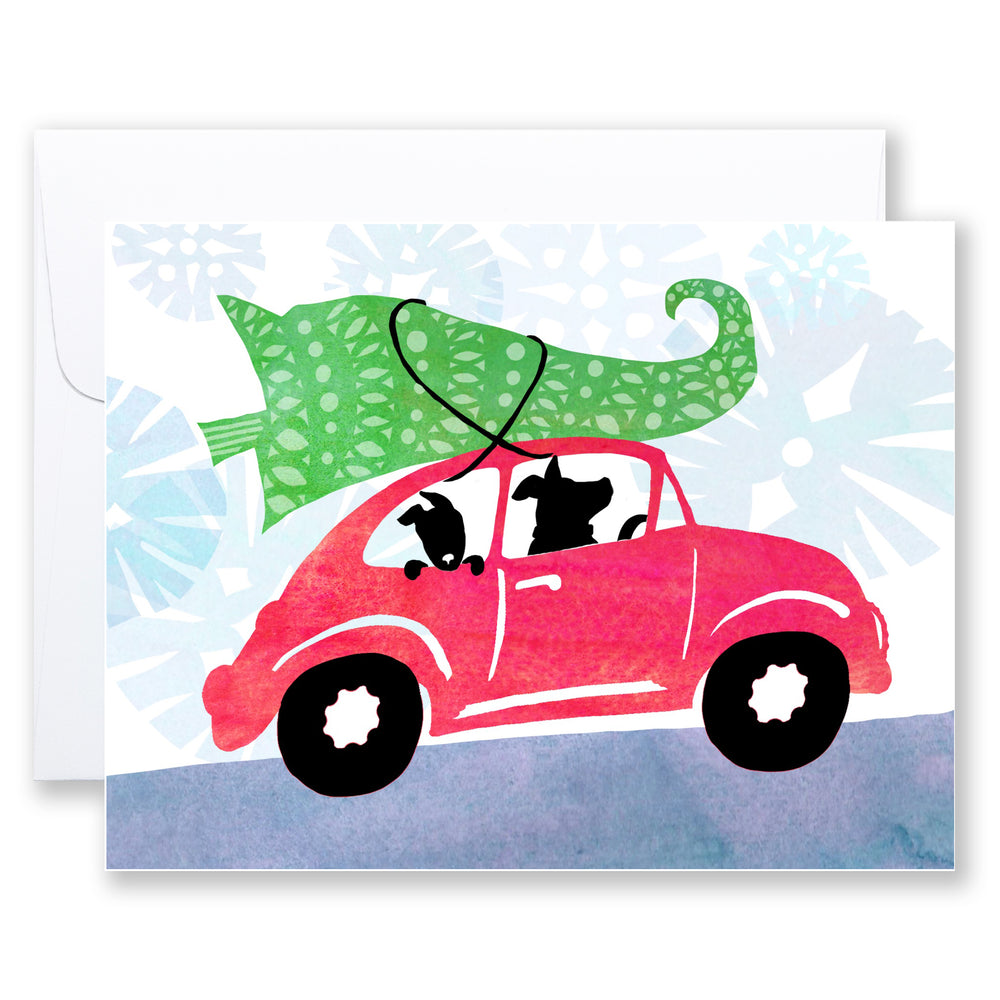 (set of 8)  901 ... Christmas Beetle