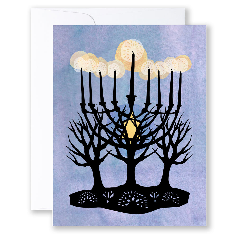 (set of 8) 907 ... Menorah