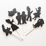 Shadow Puppets Alice in Wonderland