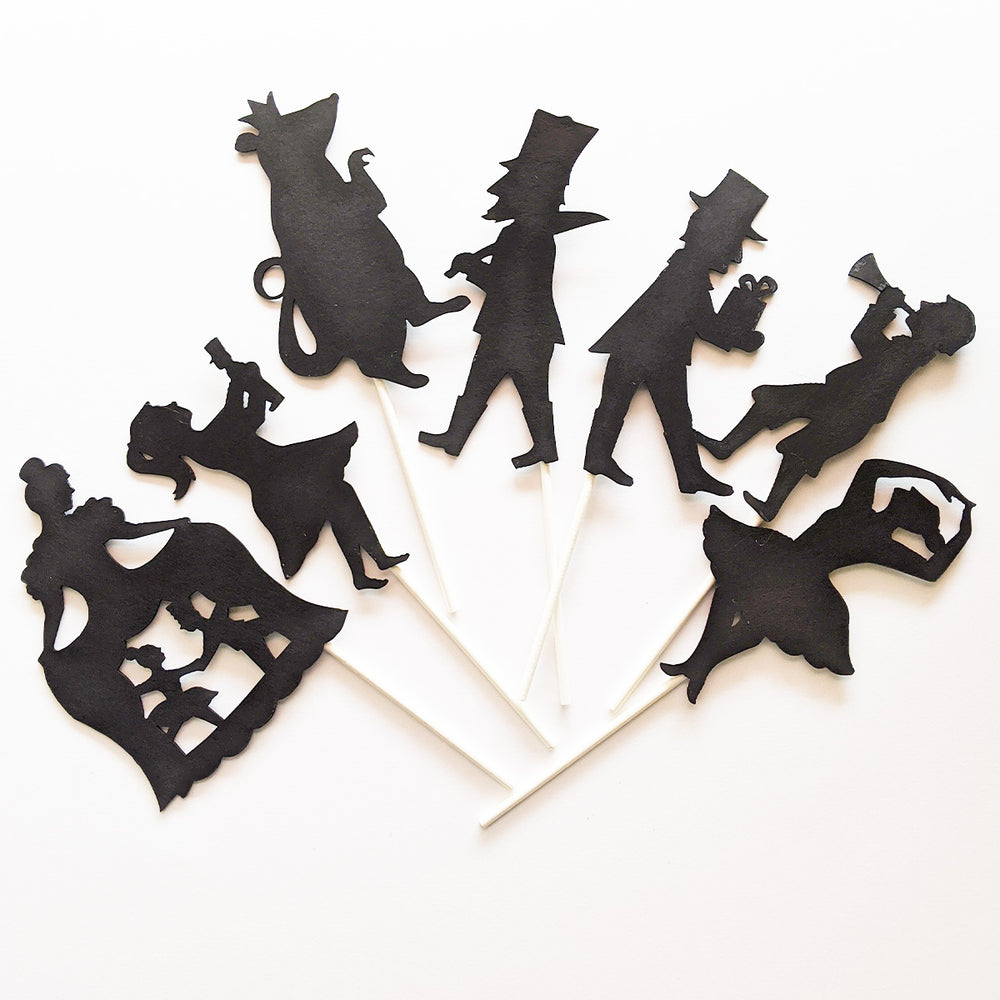 Shadow Puppets The Nutcracker