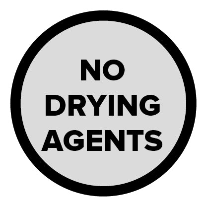 No Drying Agents