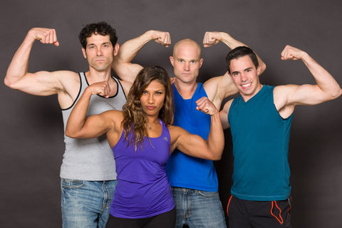 The American Ninja Warrior Wolfpack