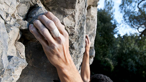 Hand Skin Care For Rock Climbing