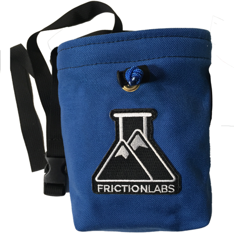 FrictionLabs Chalk Bag - Includes 5oz of Free Chalk