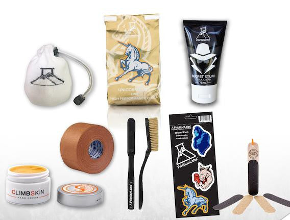 The Friction Addiction Climber Gift Bundle