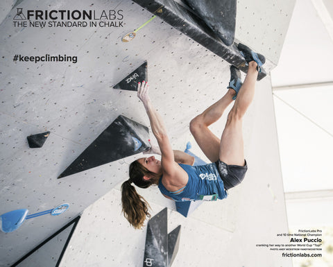 Signed Climbing Posters (Pre-Order)
