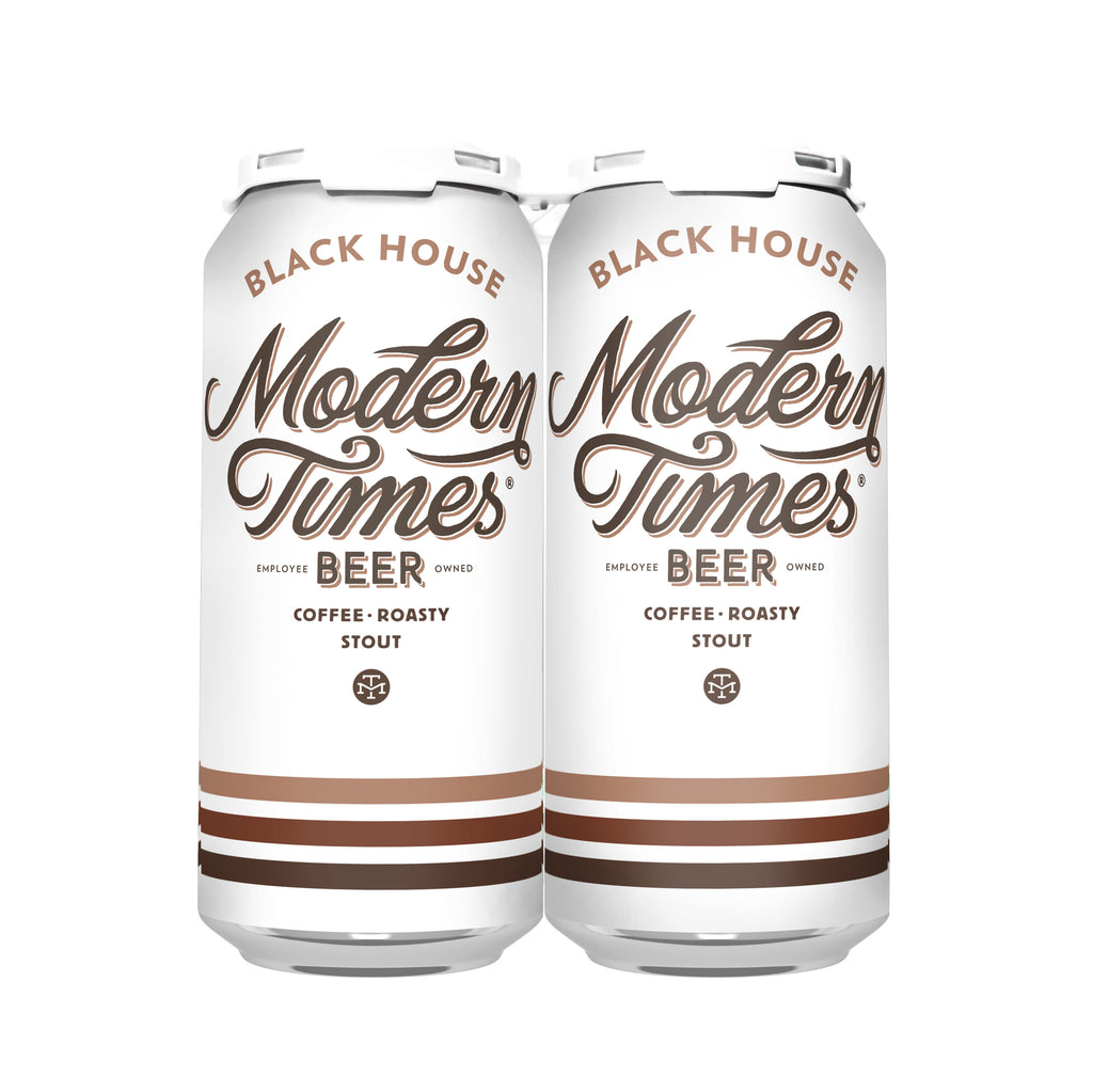 BLACK HOUSE (1 x 4-PACKS OF 16oz CANS) *SHIPPING IN CA ONLY