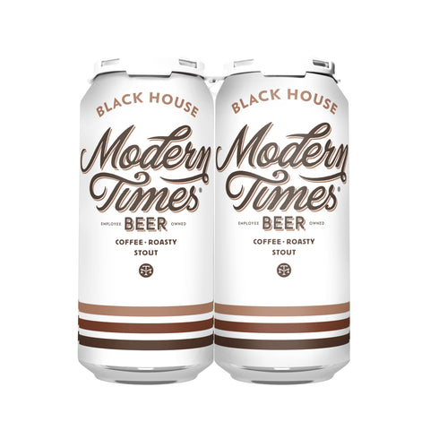 BLACK HOUSE CASE (6 x 4-PACKS OF 16oz CANS) *SHIPPING IN CA ONLY