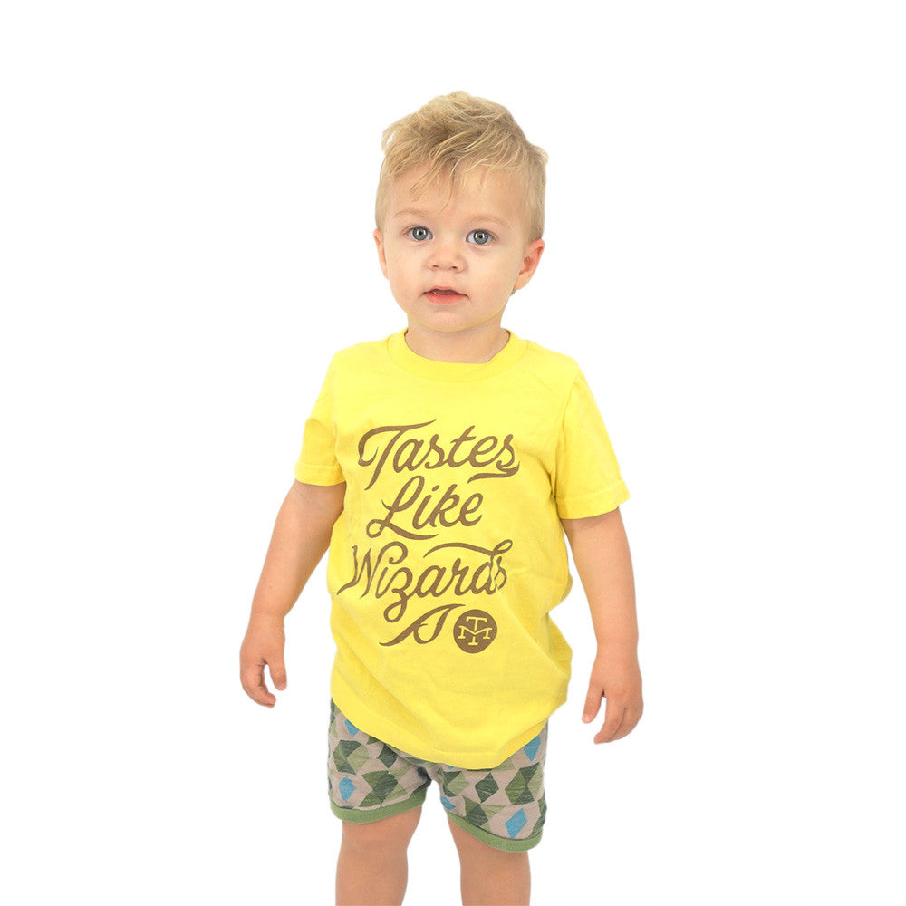 TODDLER FORTUNATE ISLANDS SHIRT