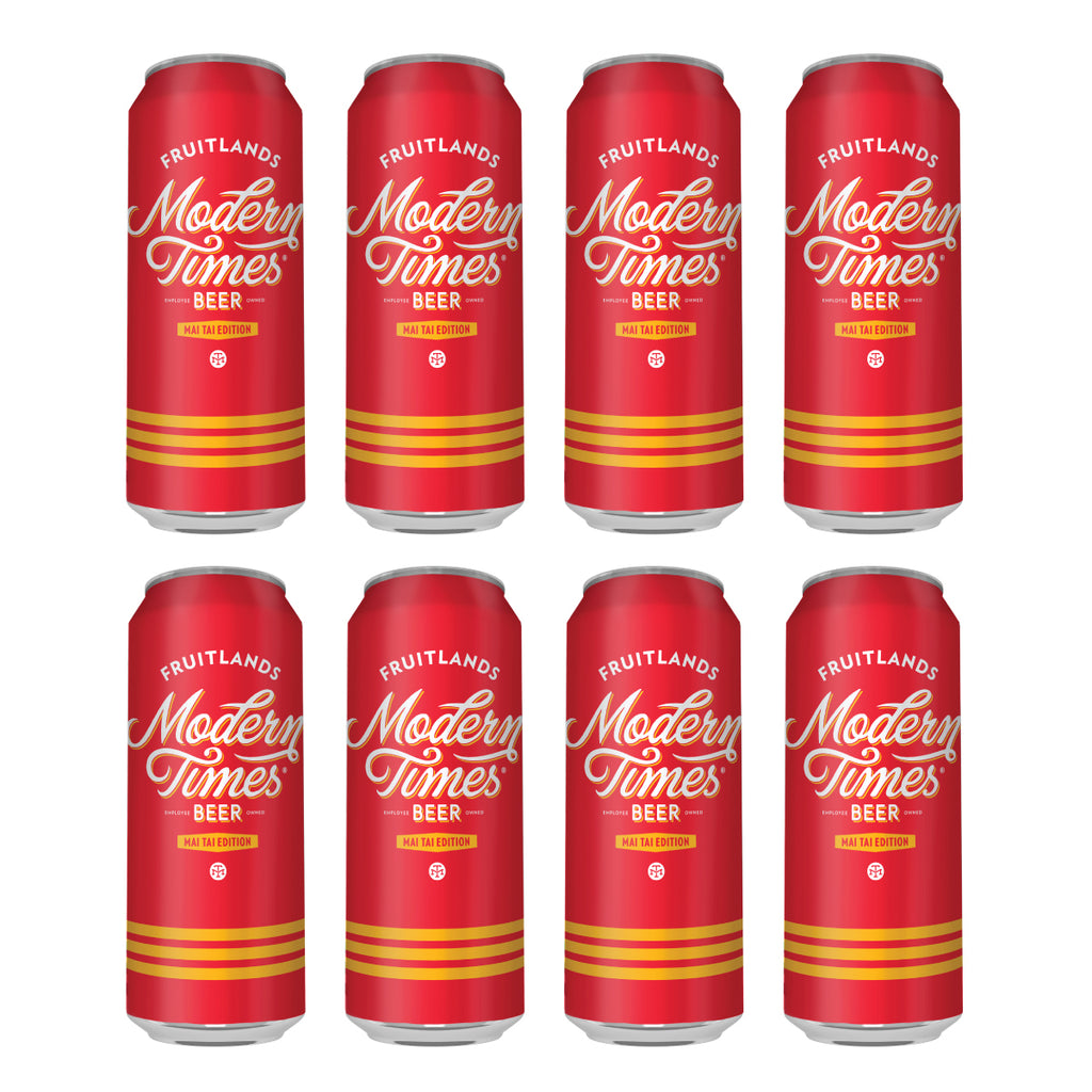 FRUITLANDS MAI TAI EDITION 19.2oz CAN 8 PACK!! *SHIPPING IN CA ONLY