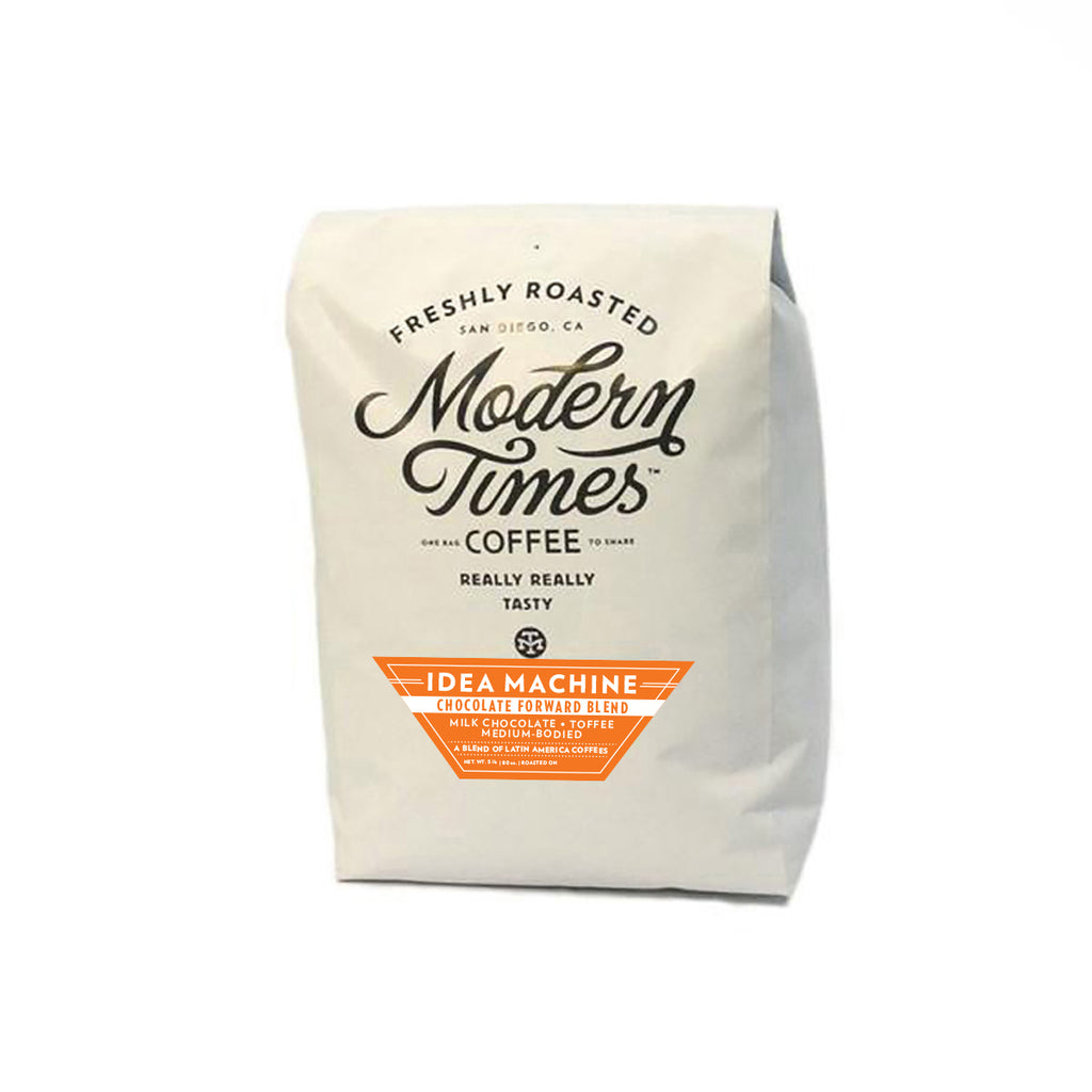 IDEA MACHINE BLEND - 5LB BULK BAG