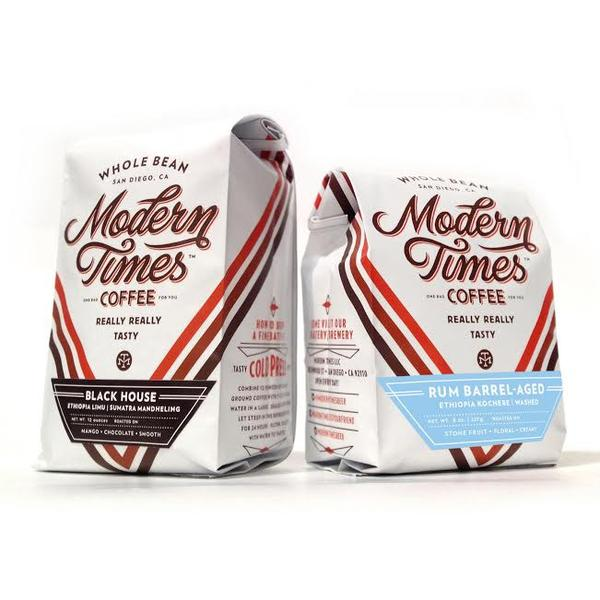 MODERN TIMES COFFEE MEGA BUDDIES GIFT BOX (1 MONTH)