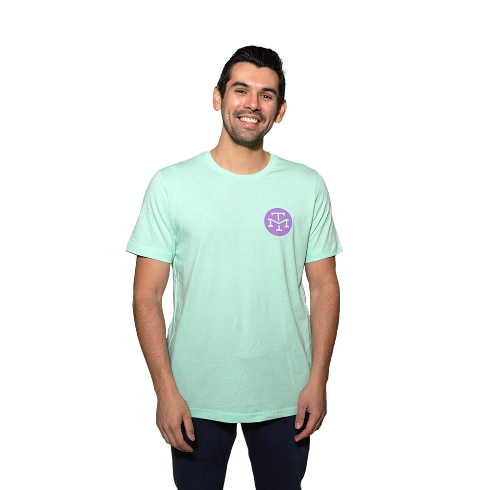 MINT LOGO T-SHIRT