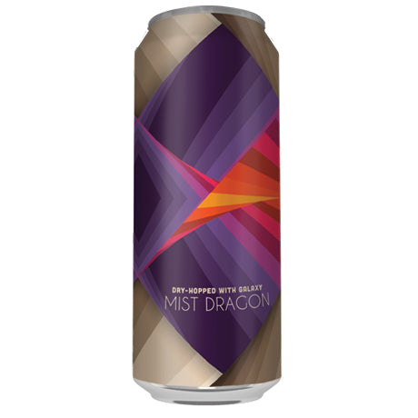 MIST DRAGON DRY-HOPPED W/ GALAXY (SINGLE 19.2oz CAN) - COLLAB W/ HUMBLE SEA - TO-GO 2020