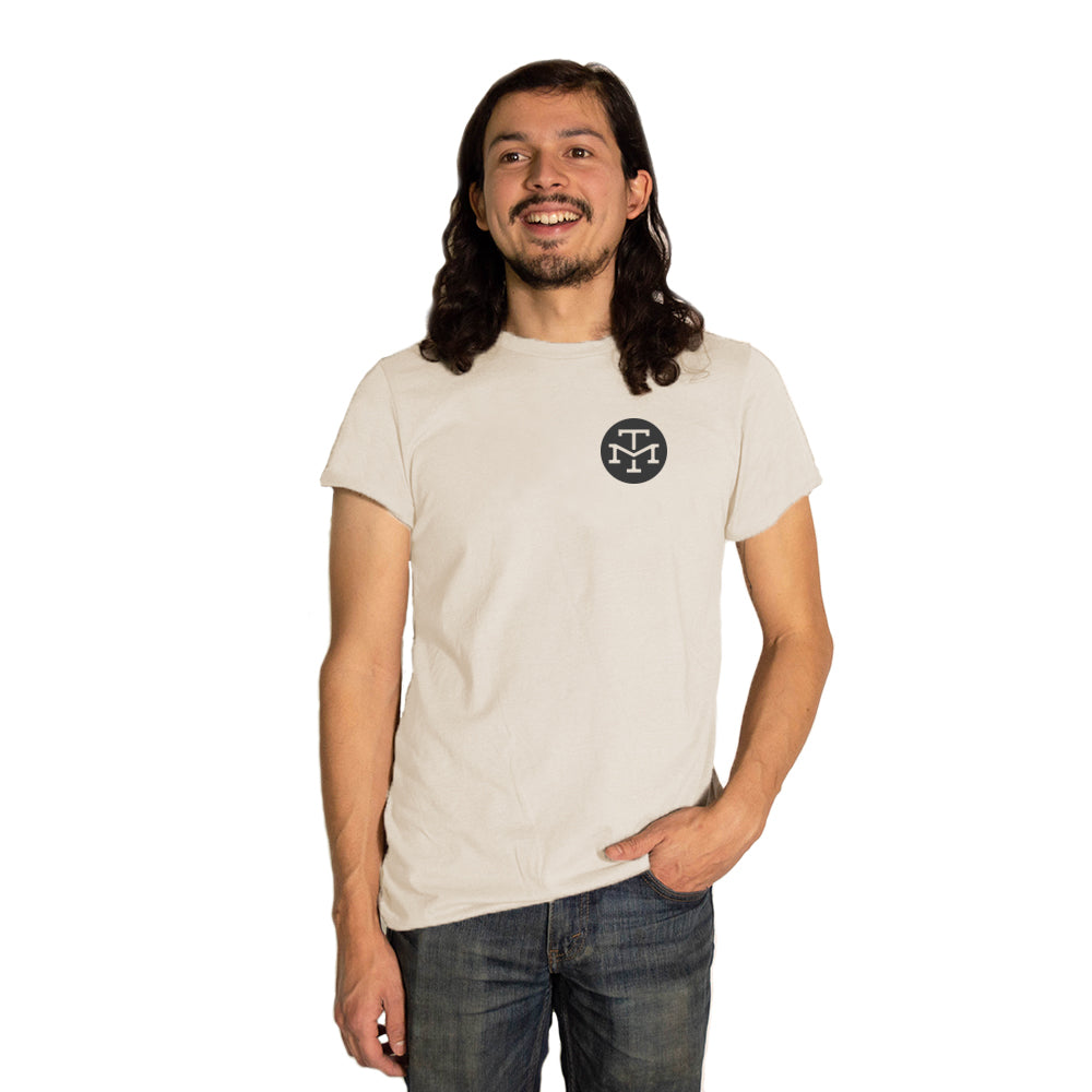 NATURAL LOGO T-SHIRT