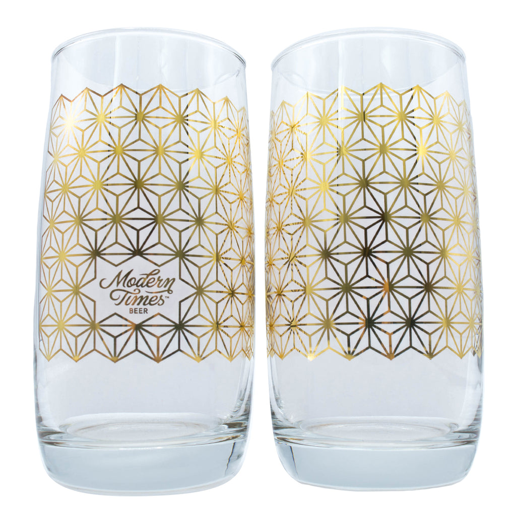 NORDIC GOLD GLASS