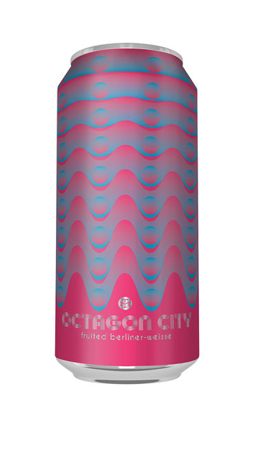 OCTAGON CITY (4-PACK OF 16oz CANS) - TO-GO 2020