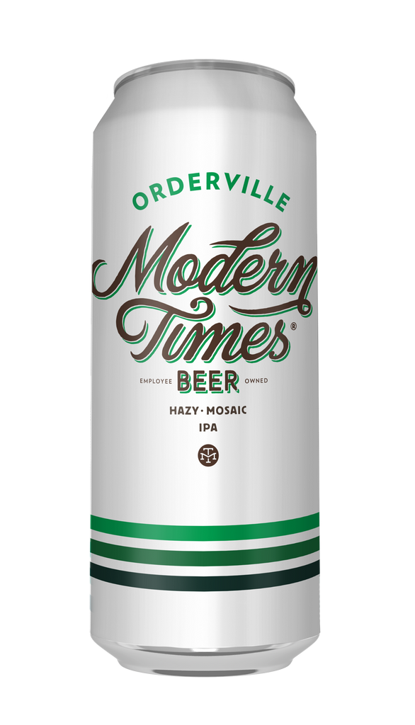 ORDERVILLE (SINGLE 19.2oz CAN) : TO-GO [NORTH PARK]