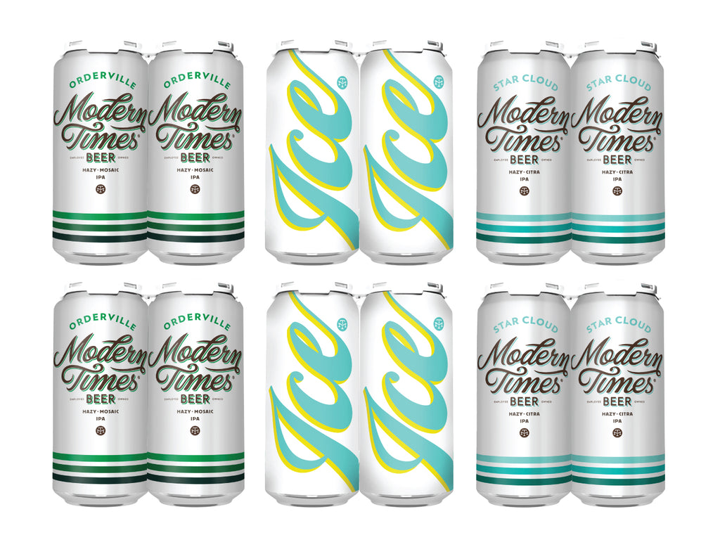 PARTY MIXED PACK (6 x 4-PACKS OF 16oz CANS) *SHIPPING IN CA ONLY