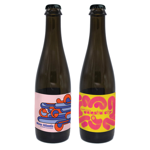 SAISON BOTTLE 2 PACK(375mL) *SHIPPING IN CA ONLY