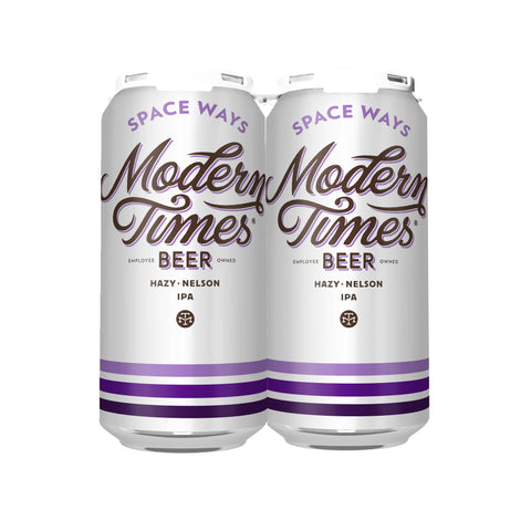 SPACE WAYS CASE (6 x 4-PACKS OF 16oz CANS) *SHIPPING IN CA ONLY