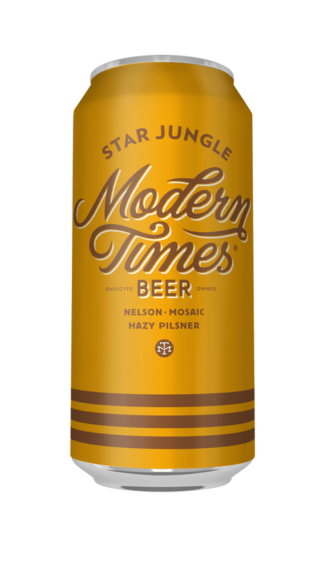 STAR JUNGLE (4PK of 16oz CANS) - TO-GO 2020