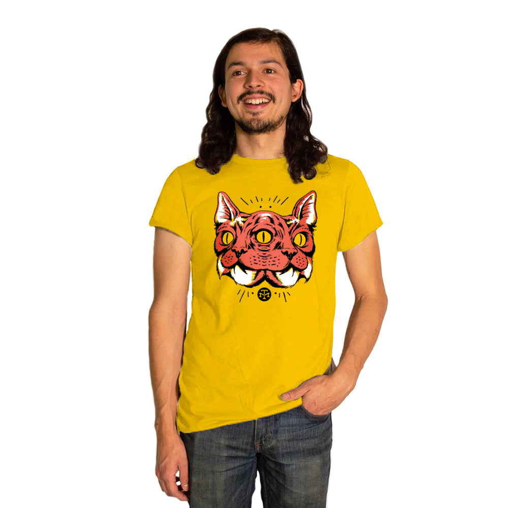 THREE-EYED CATS & KITTENS TEE