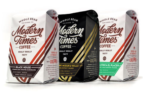 MODERN TIMES COFFEE MEGA BUDDIES - TIER 3