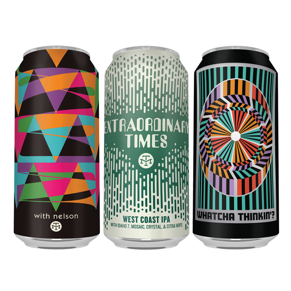 WEST COAST MIX PACK  (6 x 4-PACKS OF 16oz CANS) *SHIPPING IN DC ONLY