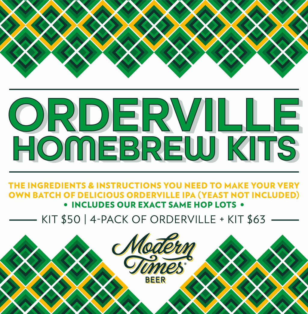 HOME BREW ORDERVILLE KIT