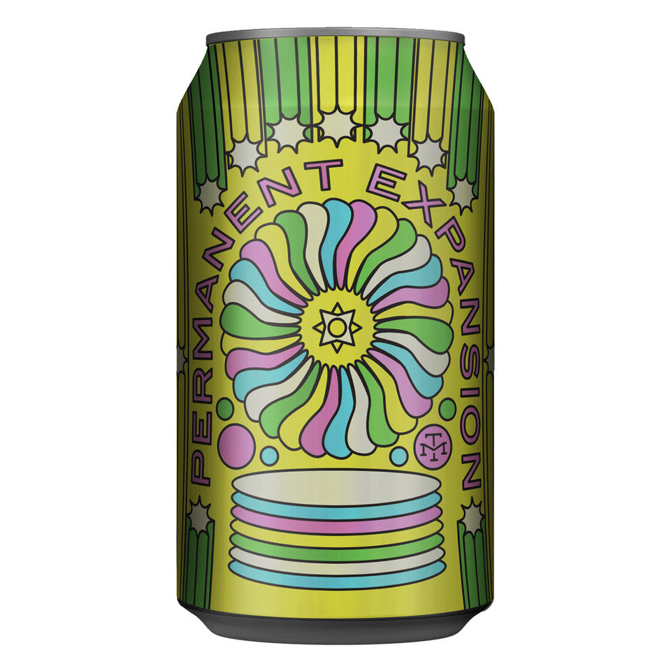 PERMANENT EXPANSION (COLLAB W/ BOTTLEWORKS) (1 x 4-PACKS OF 12oz CANS) *SHIPPING IN OR ONLY