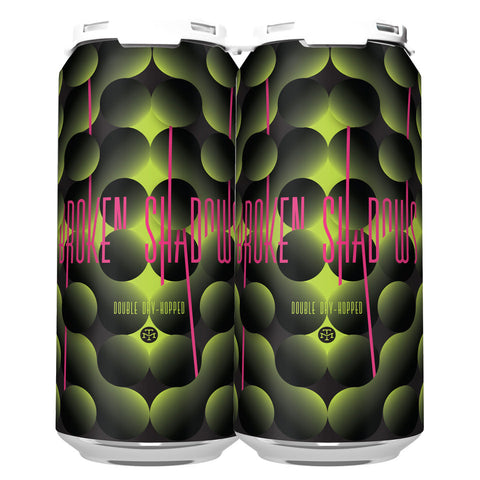 DOUBLE DRY-HOPPED BROKEN SHADOWS IPA (1 x 4-PACKS OF 16oz CANS) *SHIPPING IN CA ONLY
