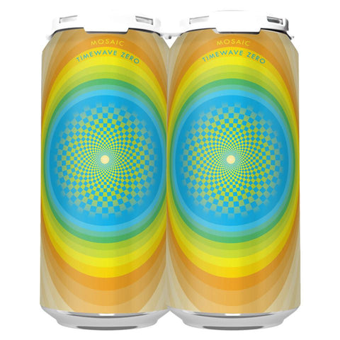 MOSAIC TIMEWAVE ZERO DIPA (1 x 4-PACKS OF 16oz CANS) *SHIPPING IN OR ONLY