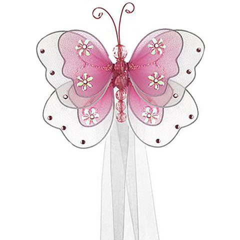 Butterfly Curtain Tiebacks