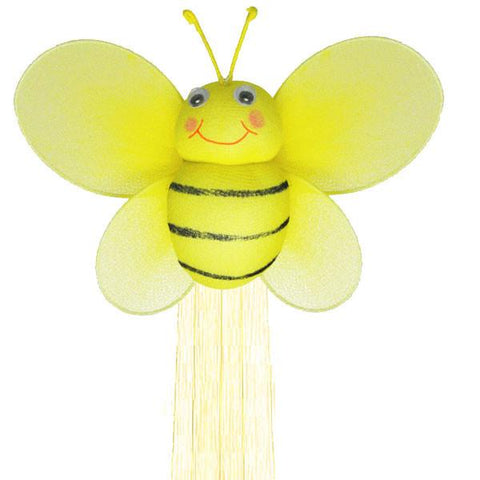 bumble bee curtain tieback