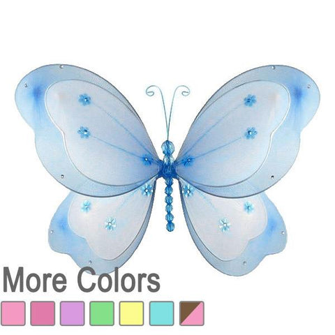 Chloe Butterfly Bedroom Decor