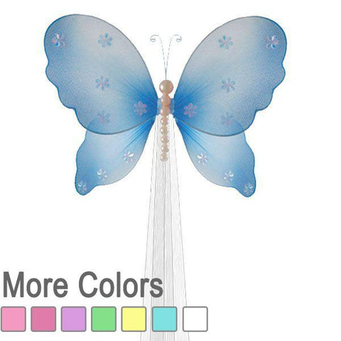 Butterfly Curtain Holdaback