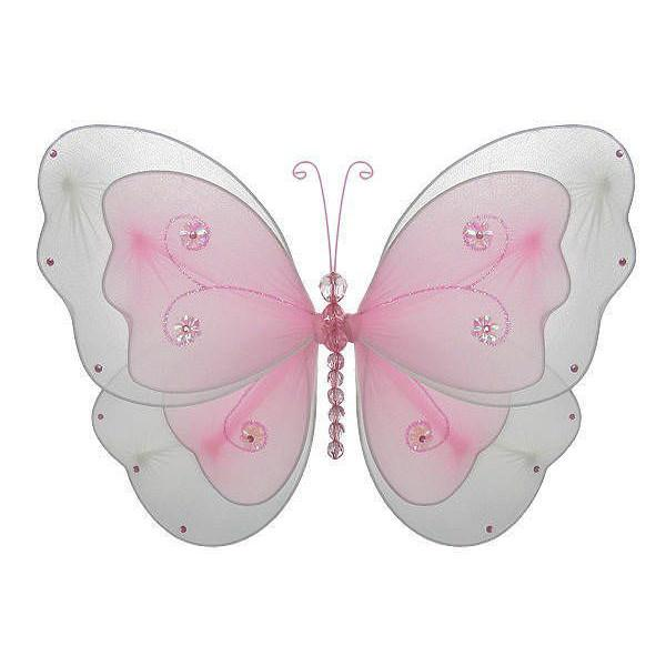 Pink Sasha Butterfly Room Decorations