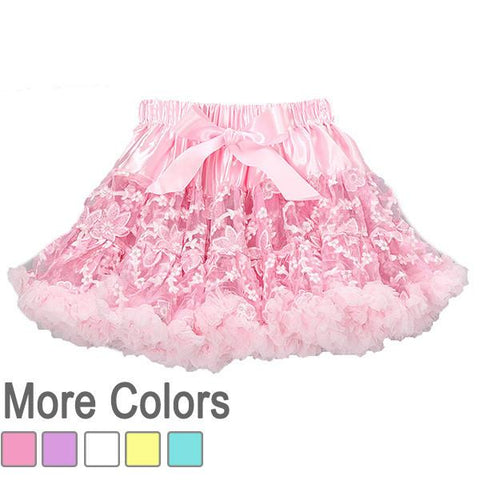 Lace Pettiskirt