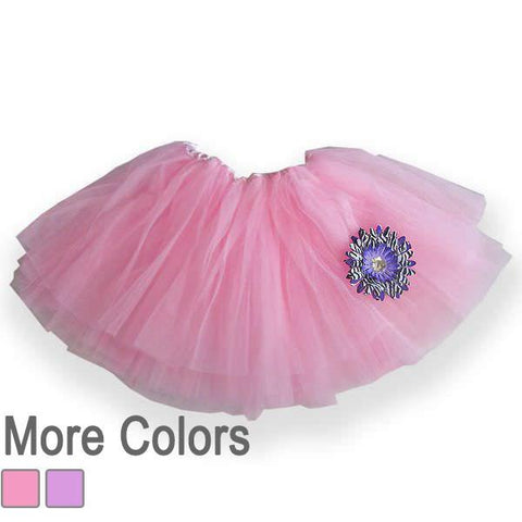 Flower Tutu  - girl's dress up clothes