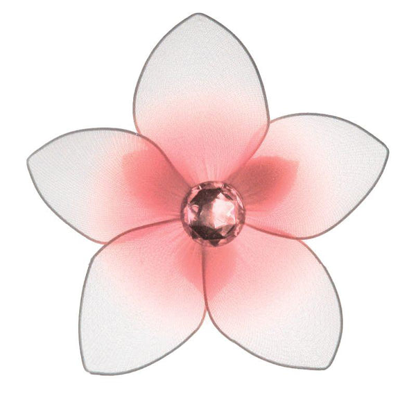 Pink  Makena Plumeria Flower Decoration