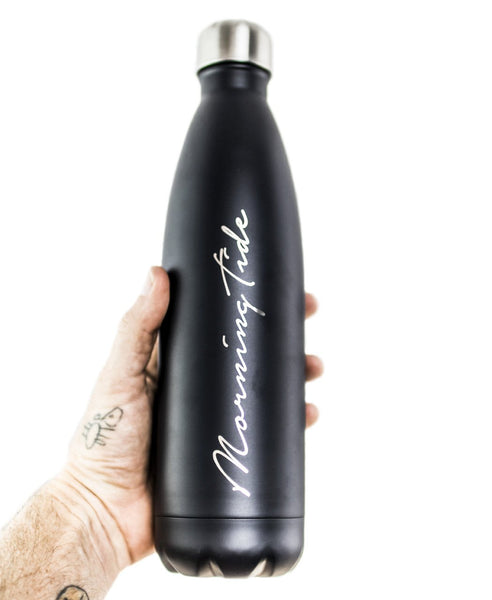 MorningTide Stainless Steele Water Bottle 750ml