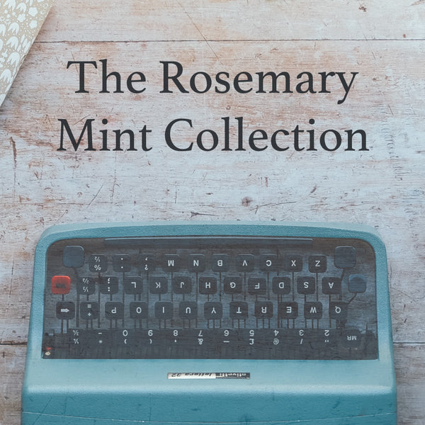 Rosemary Mint Collection
