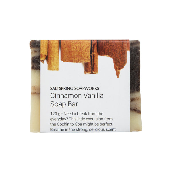 Cinnamon Vanilla Soap Bar