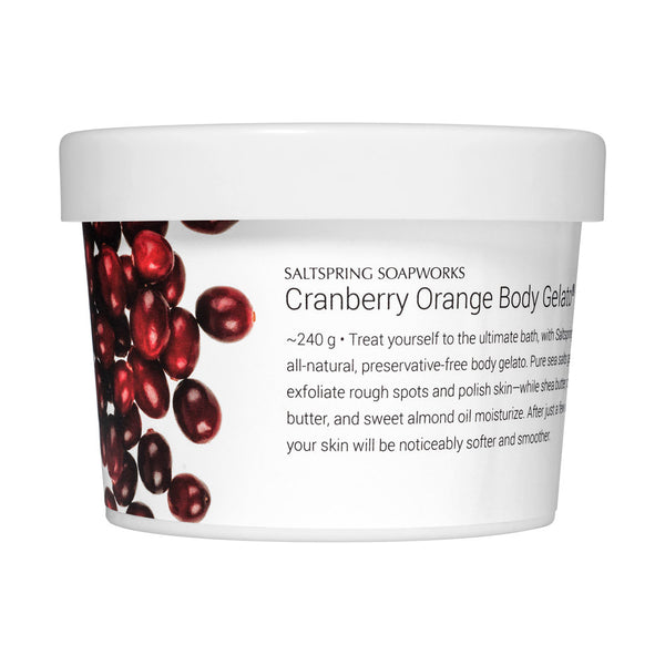 Cranberry Orange Body Gelato®